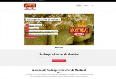 Boulangerie kascher de Montréal