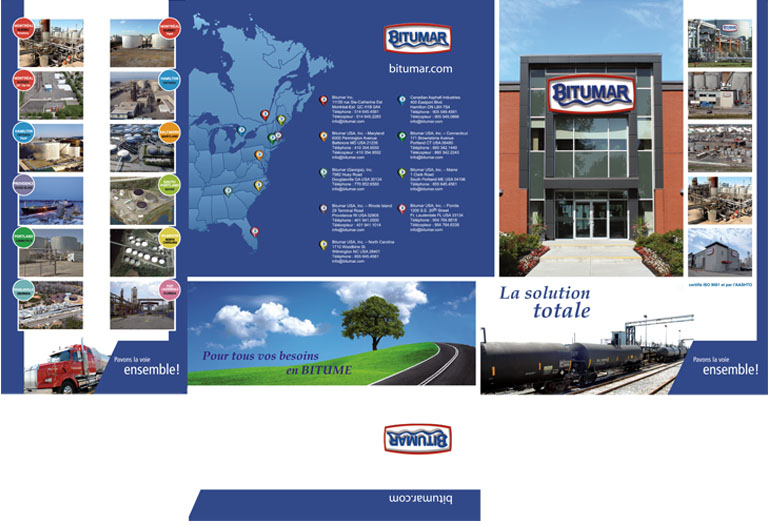 Bitumar - Corporate Press Kit