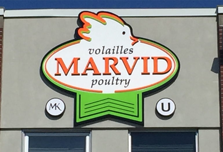 Volailles Marvid